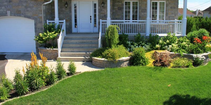 Vous envisagez un aménagement paysager dans la région de Joliette ?