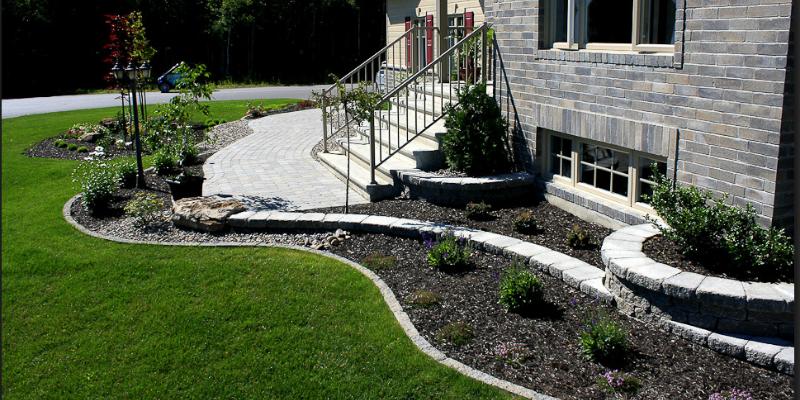Aménagement paysager pour donner une nouvelle dimension à votre petit jardin!