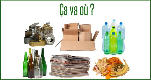 Ça va où? Une application pour aider les Québécois à mieux recycler