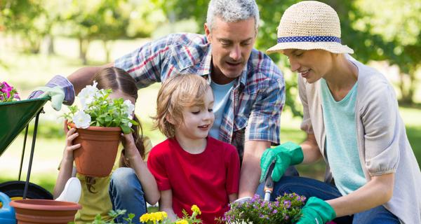 Les bienfaits du jardinage