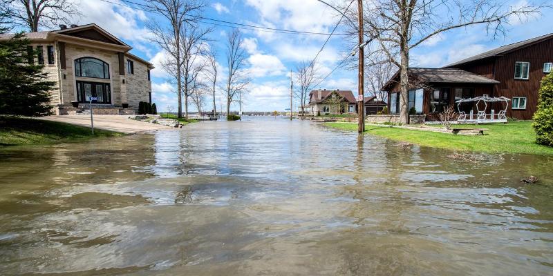 Soyez prêt pour les inondations toute l'année